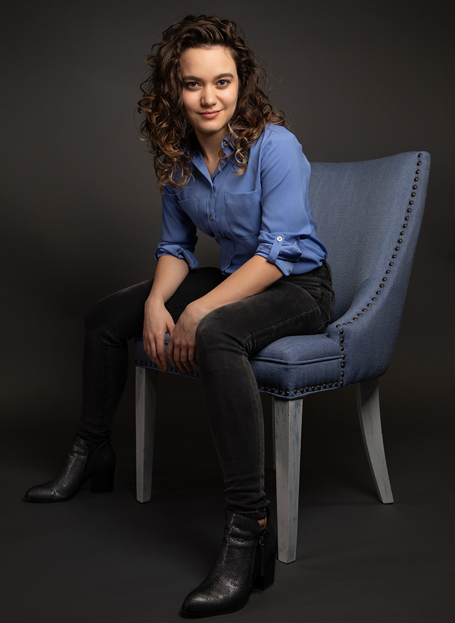 Pittsburgh profesional Amber Kleinhenz