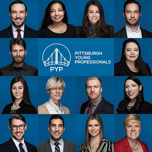 Pittsburgh Photographer Jen Worley photo of the Pittsburgh Young Professionals